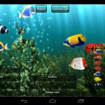 Aquarium Live Wallpaper - Bilde 02