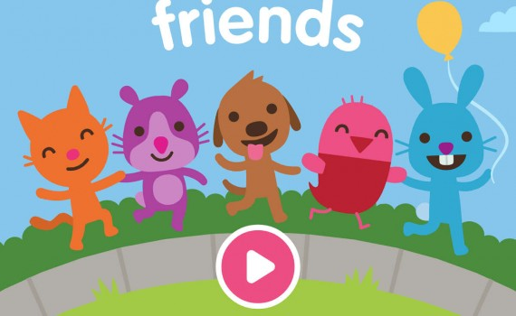 Sago Mini Friends - Bilde 01